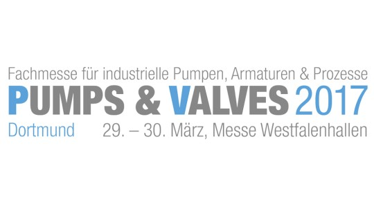 ProMinent at the Pumps & Valves in Dortmund 2017