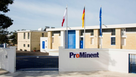 Production in Malta moves into new premises