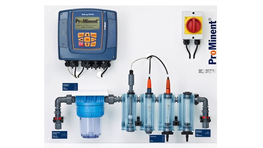 Measuring and Control System DULCOTROL<sup>®</sup> Potable Water/F&amp;B