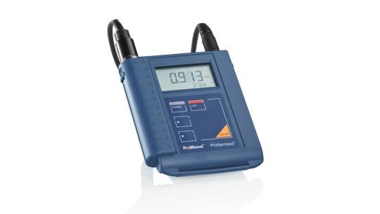 Portable Meter Portamess 174 Measured Variable Conductivity