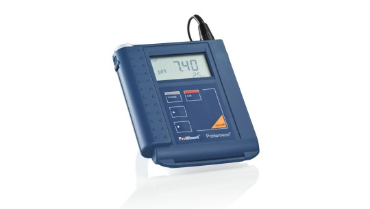 Portable Meter Portamess<sup>®</sup> – Measured Variable pH/ORP