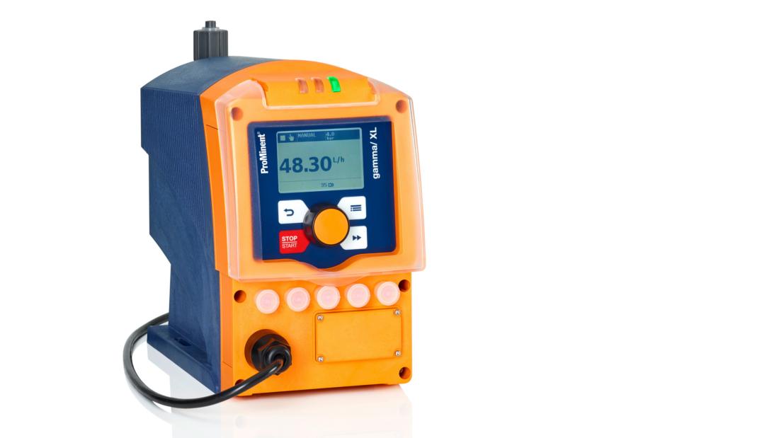 Solenoid-Driven Metering Pump gamma/ XL - ProMinent