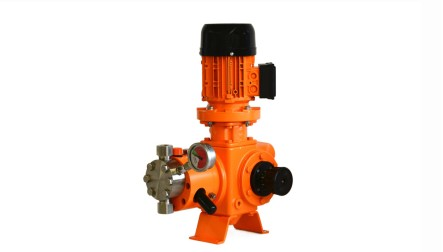 Metering Pumps, Metering Technology and Water Treatment from ...