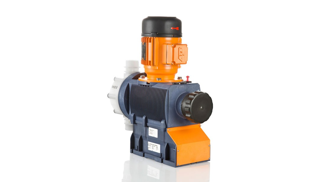 Motor-Driven Metering Pump Sigma/ 3 (Basic Type)