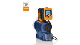 <p>Motor-Driven Metering Pump Sigma X Control Type – Sigma/ 2 - S2Cb</p>
