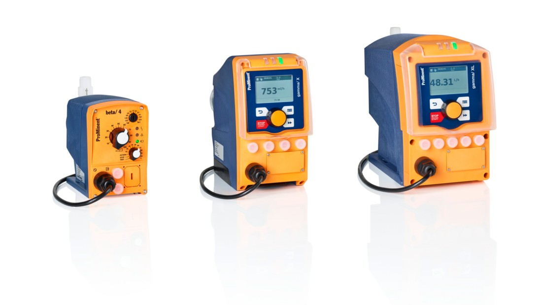 Metering Pumps - ProMinent