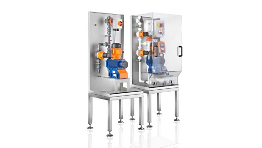 ProMinent at drinktec 2017: Metering systems DULCODOS® F&B - Compact and ready-wired