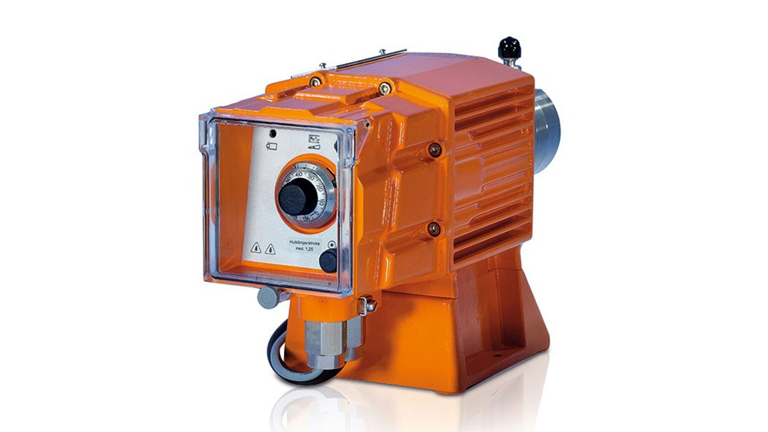 Diaphragm metering pump prominent extronic prominent diaphragm metering pump prominent ccuart Image collections