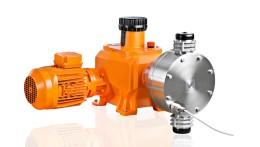 <p>Diaphragm Metering Pump MakroTZ</p>