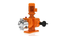 <p>Hydraulic Diaphragm Metering Pump Orlita<sup>®</sup> Evolution 3</p>