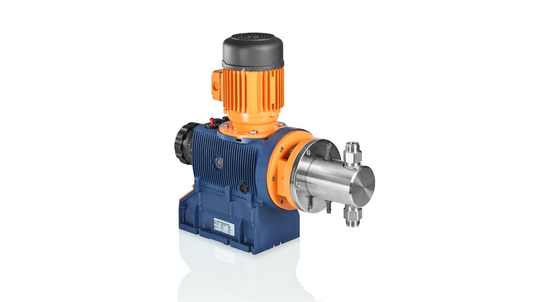 Plunger Metering Pump Sigma/ 2 (Basic Type) - ProMinent